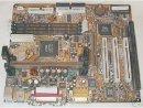Biostar M6VBE Motherboard Intel Slot 1 AGP 3x PCI 1x ISA 3x SD RAM 2x IDE Sound