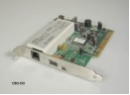 Medion Creatix CTX900_V3 V.9X HAM 56K 1394V Modem CTX900 V3 FireWire analog NEW