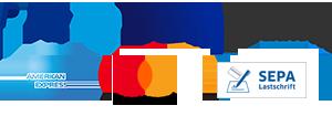 PayPal Plus-Bezahlmethoden-Logo