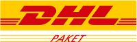 Versandpartner DHL-Logo